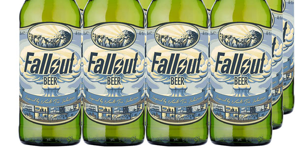 La cerveza oficial de Fallout 4 en Amazon