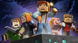 Minecraft Story Mode ya está disponible en Wii U