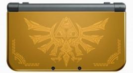 New Nintendo 3DS XL Hyrule Edition sí para Europa