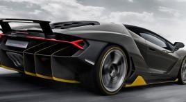 El nuevo Lamborghini Centenario estará en el próximo Forza