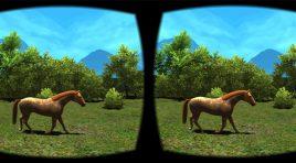 Dream Horse un juego de VR para View-Master y Cardboard
