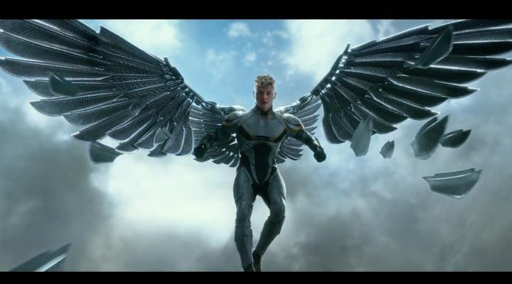 Los Cuatro Jinetes Apocalipsis Angel