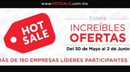 Las mejores ofertas por Internet sólo en el HotSale México