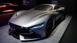 El auto concepto de Infiniti se jugará en Gran Turismo Sport