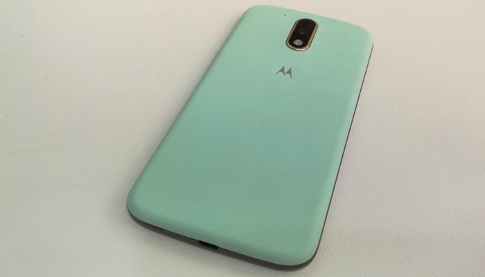 Moto G4 color