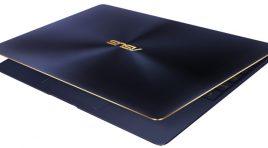 Características de la nueva ZenBook 3 de ASUS