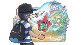 Los personajes de Pokémon Sun y Pokémon Moon