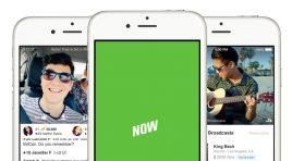YouNow te permite crear y compartir contenido en vivo