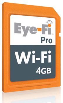 Nueva Eye-Fi Pro