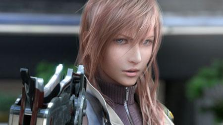 Final Fantasy XIII @ Xbox E3