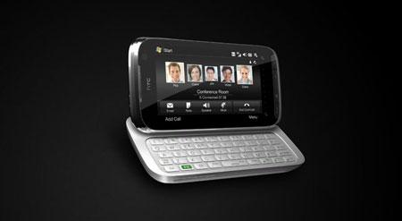 HTC Pro2 gran rival de Nokia y Apple