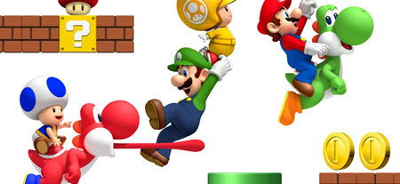 New Super Mario Bros Wii @ E3