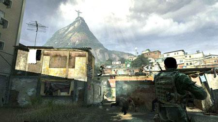 Modern Warfare 2 @ Xbox e3