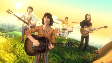 The Beatles RockBand @ Xbox E3