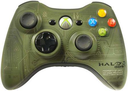 Control de Halo ODST