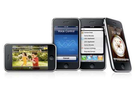 Imágenes del iPhone 3GS
