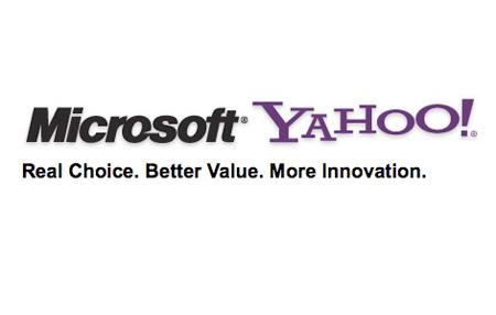 Acuerdo Microsoft y Yahoo!