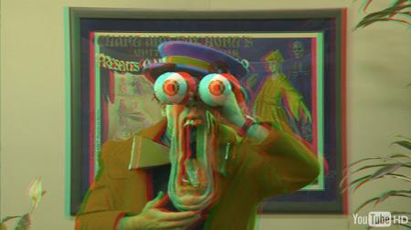 Disfrutando de videos 3D en YouTube