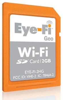 Eye-Fi compatible con iPhoto 09