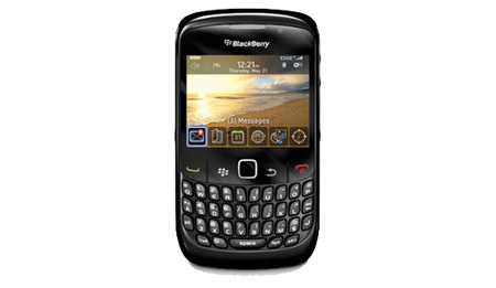 BlackBerry Curve 8520 disponible en México