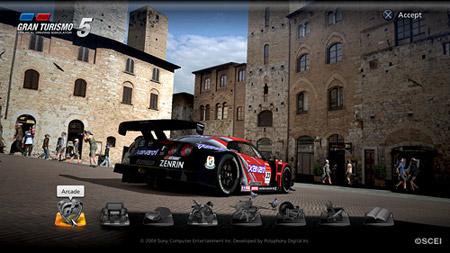 Mil vehículos en Gran Turismo 5