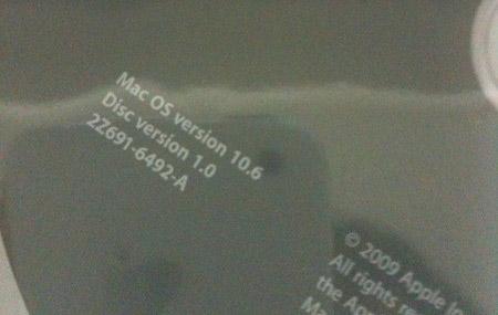 Mac Mini OS 10.6