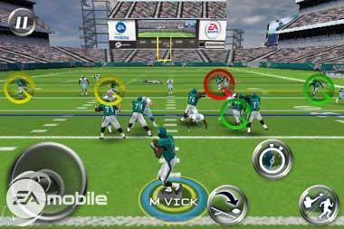 Madden NFL 10 llegará al iPhone