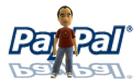 PayPal aceptado por Xbox Live