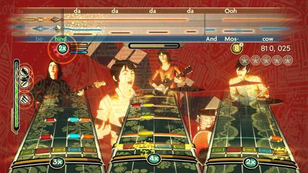 ¿RockBand 3 usará Natal?