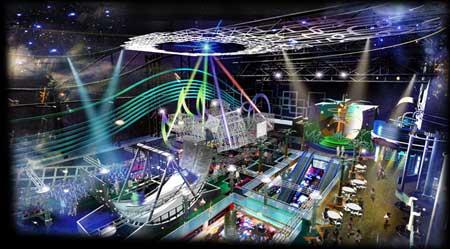 Parque de diversiones de Sega