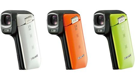Xacti compatible con Eye-Fi