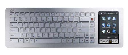 Eee Keyboard llegará en octubre