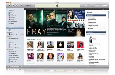 Lo nuevo de iTunes 9