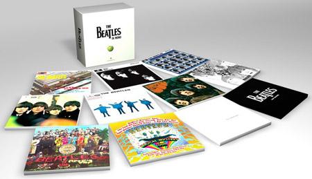 Escucha a The Beatles remasterizados
