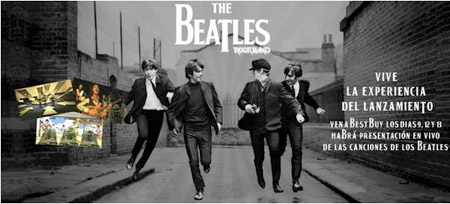 RockBand The Beatles llega a BestBuy