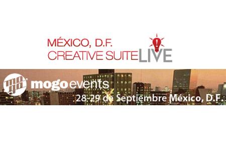 Creative Suite Live! México