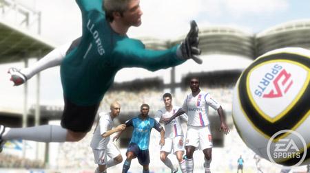 FIFA 10 el mejor de la saga