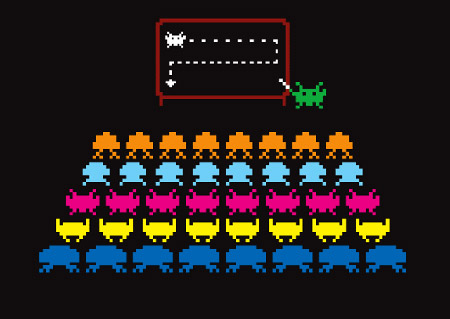 Clases de Space Invaders
