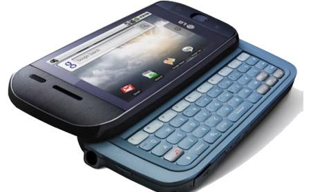 Nuevo LG con Android