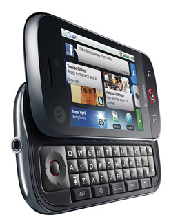 Un nuevo Motorola con Android