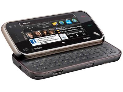 Presentando el Nokia N97 mini