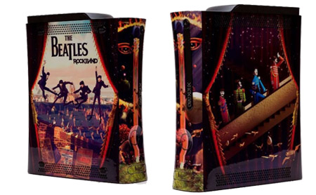 The Beatles: RockBand Xbox 360