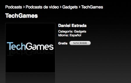 TechGames en iTunes
