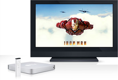 Desaparece Apple TV de 40GB