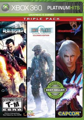 Capcom Platinum Hits