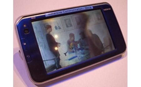 Nokia muestra contenido 3D