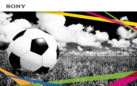 Disfruta del Fútbol con Sony