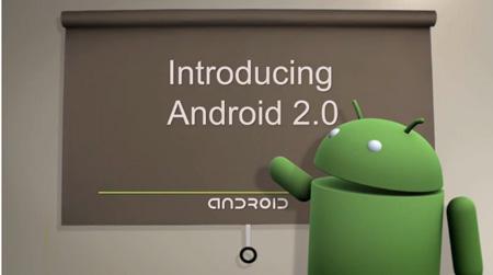 Android 2.0 más que listo
