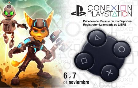 Detalles de Conexión PlayStation México