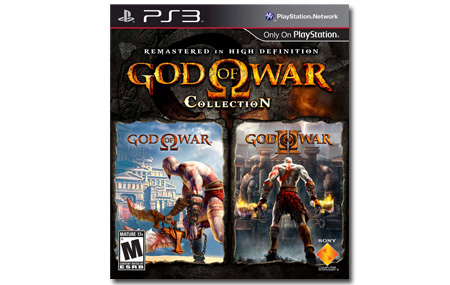 God of War Collection en Blu-ray